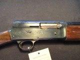 "Browning A5 A 5 Auto 5 12ga, 30"" Magnum, Full Choke, Vent Rib - 2 of 20"