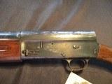 "Browning A5 A 5 Auto 5 12ga, 30"" Magnum, Full Choke, Vent Rib - 18 of 20"