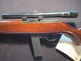 Iver Johnson Carbine 22 Semi auto With Scope - 16 of 17