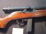 Iver Johnson Carbine 22 Semi auto With Scope - 2 of 17