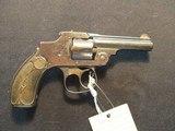 Smith & Wesson S&W Safety Hammerless DA 1st Model 32 S&W