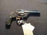 Smith & Wesson S&W Safety Hammerless DA 4th Model 38 S&W