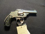 Smith & Wesson S&W Safety Hammerless DA 2nd Model 32 S&W
