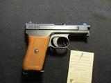 Mauser 1910, 25 ACP, Clean pistol