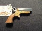 Sharps Derringer Pepper box 22, 4 shot. NICE!