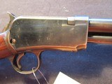 """Winchester Model 62 62A 22 LR with 23"""" barrel, made 1956 - 2 of 17"""