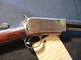 """Winchester 1890 22 WRF 24"""" Octagon made 1910 - 2 of 19"""