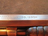 """Winchester 1890 22 WRF 24"""" Octagon made 1910 - 16 of 19"""