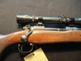 Winchester Model 70 Pre 1964 270 Standard Grade, Low Comb - 2 of 19