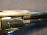"""Colt Single Action Army SAA 2nd Generation, 357, 5.5"""", Made 1962 - 5 of 20"""