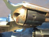 "Colt Single Action Army SAA 2nd Generation, 45 LC & 45 ACP, 5.5"", Made 1969 - 21 of 25"