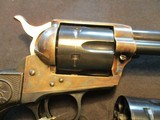 "Colt Single Action Army SAA 2nd Generation, 45 LC & 45 ACP, 5.5"", Made 1969 - 18 of 25"
