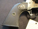 "Colt Single Action Army SAA 2nd Generation, 45 LC & 45 ACP, 5.5"", Made 1969 - 17 of 25"