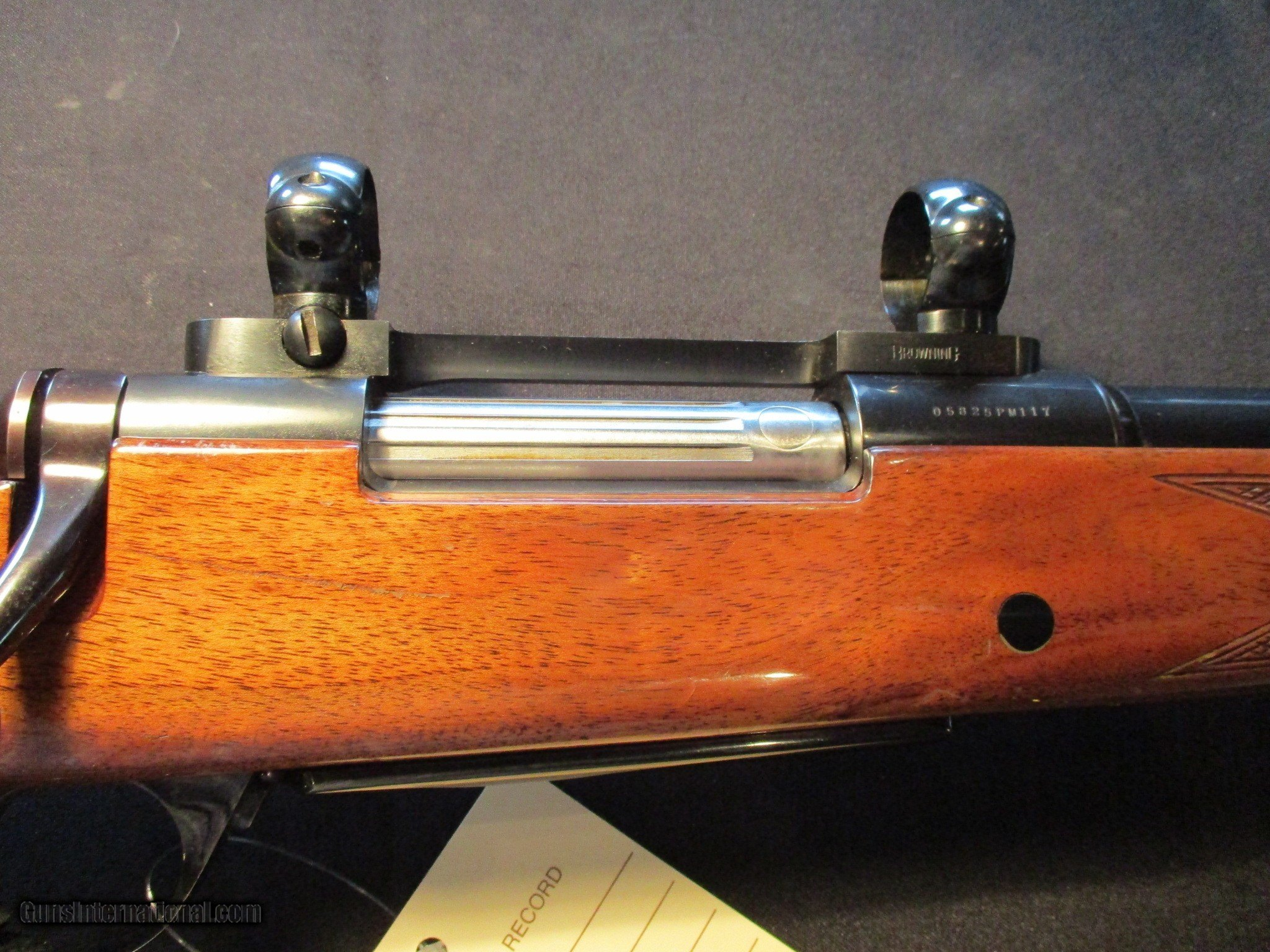 Browning BBR Bolt Rifle, 7mm Remington Mag, NICE for sale