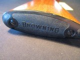 Browning T-Bolt T Bolt 22 lr Right hand, Belgium Made! - 9 of 17