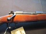 Winchester Model 70 Pre 964 Featherweight 30-06, 1956 Aluminum Butt