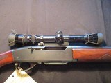 remington 740 woodsmaster, 30-06, with simmons scope, early clean