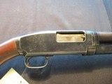 "Winchester Model 12, 12ga, 30"" Full, Plain barrel, 1939, CLEAN"