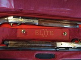 Benelli Elite Pair, 12 and 20ga, new in hard case! World Class