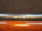 """Remington 722, 222 Rem, 26"""" CLEAN! Weaver Tip off - 20 of 24"""