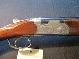 "Beretta 686 Silver Pigeon, 28ga, 26.5"" NICE"