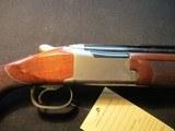 "Browning Citori 725 Sport Adjustable Comb, 12ga, 32"" CLEAN"