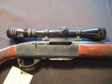 Remington 740 Woodsmaster, 30-06, with Redfield Scope, Early CLEAN