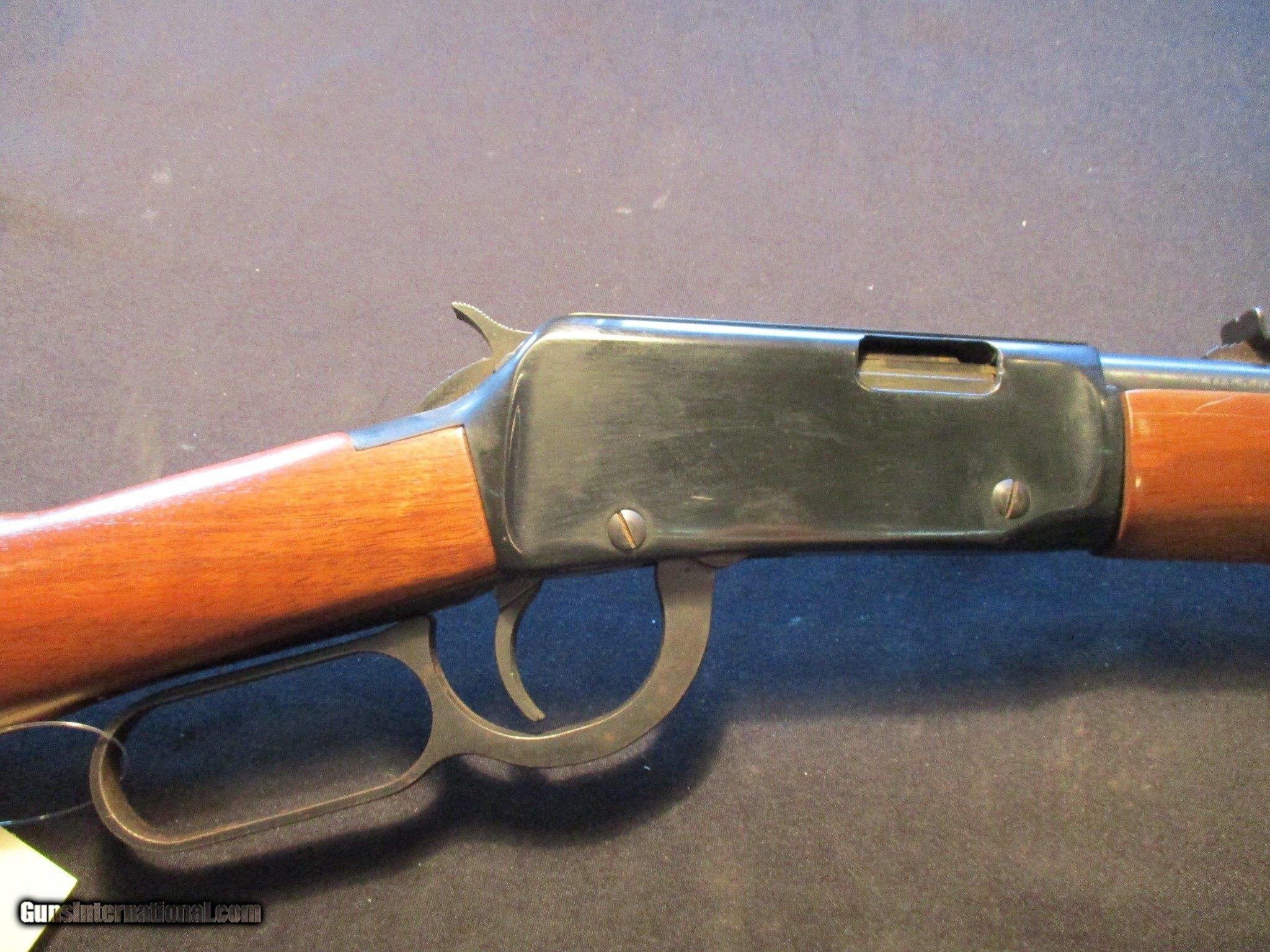 Ithaca 72 Saddlegun Saddle Gun 22lr Lever Action Clean