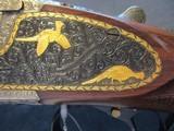 Sarasqueta Felix Model 7412 Deluxe Side plate, 12ga COMBO! CLEAN! - 23 of 25