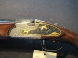 Sarasqueta Felix Model 7412 Deluxe Side plate, 12ga COMBO! CLEAN! - 22 of 25