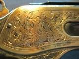 Uberti 1873 Short Rifle Limited Edition 45LC Engraved, large loop, NIB 342811 - 2 of 12