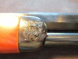 Uberti 1873 Short Rifle Limited Edition 45LC Engraved, large loop, NIB 342811 - 7 of 12