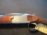 """Browning Citori White Lighting, 20ga, 28"""" Engraved, NIB - 7 of 9"""