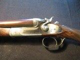 "Famars Side by Side, Castore, Self Cocking Hammer gun, 28ga, 26"" Cased - 23 of 25"