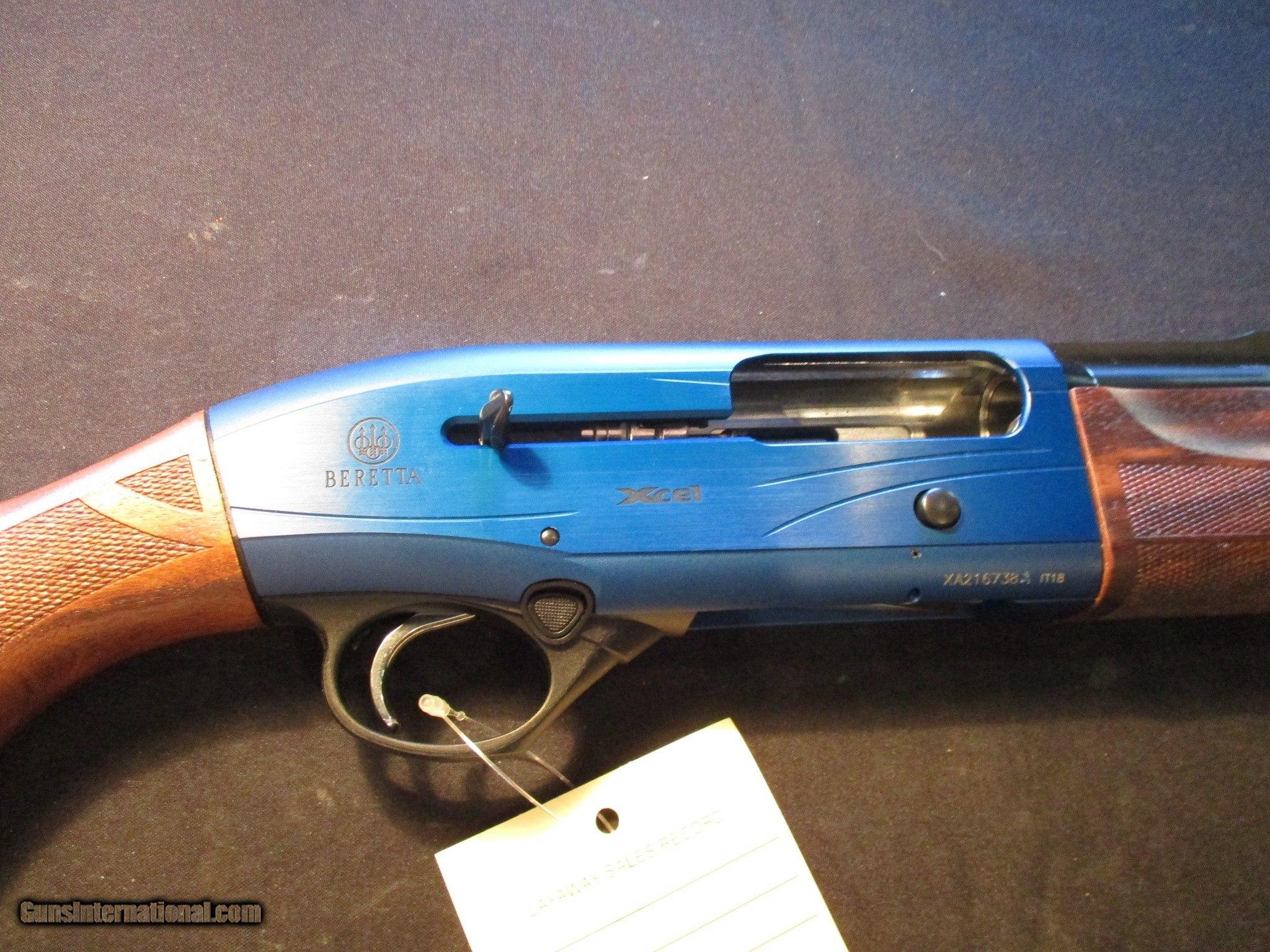 Beretta 400 A400 Xcel RL Parallel Target KO, 12ga, 28
