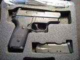 Sig Sauer P229C P229 C SAS 357 Sig, Cased - 1 of 10