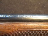 Winchester Model 70 Pre 1964 270 Weatherby Standard Grade, Low Comb 1950 - 15 of 18