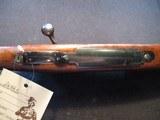 Winchester Model 70 Pre 1964 220 Swift Standard Grade, High Comb 1951 - 11 of 17