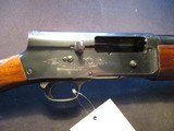 """Browning A5 Auto 5 Magnum Belgium, 12ga, 28"""" Mod, Japan Barrel, 1968! - 1 of 17"""