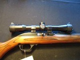 Marlin Model 60, 22 LR with simmons scope!