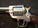 Ruger new Model Single Six Convertible, Stainless, 22LR and Mag, 1977, CLEAN - 13 of 14