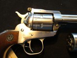 Ruger new Model Single Six Convertible, Stainless, 22LR and Mag, 1977, CLEAN - 3 of 14