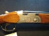 "Beretta 686 Silver Pigeon, 12ga, 26.5"" Screw chokes, Clean!"