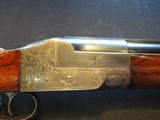 "Ithaca 4E Single Barrel trap, 1916, 12ga, 32"" Full choke, Nice!"