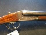 """Fox Savage B. 12ga, 30"""" MOD/Full, Early gun!"""