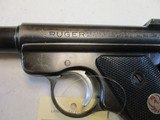 Ruger Red Eagle Target 22, Early Gun! #21904 - 5 of 24
