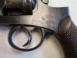 Japanese Revolver, 1893 Type 26, 9mm, Early gun, NICE! - 3 of 25