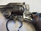 Japanese Revolver, 1893 Type 26, 9mm, Early gun, NICE! - 8 of 25