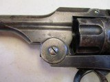 Japanese Revolver, 1893 Type 26, 9mm, Early gun, NICE! - 5 of 25