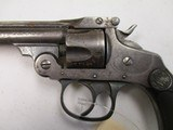 Smith & Wesson S&W 32 DA, 4th Model, Blued Double Action - 13 of 15